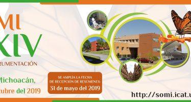 SOMI XXXIV Congreso de Instrumentación