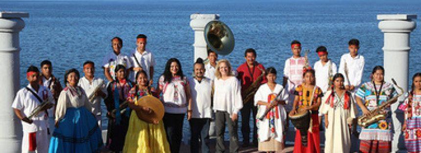 El Centro Transformativo Muros de Agua José Revueltas recibe al primer grupo de visitantes