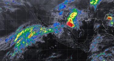 Se prevén tormentas fuertes y posibles torbellinos o tornados en Coahuila, Nuevo León y Tamaulipas