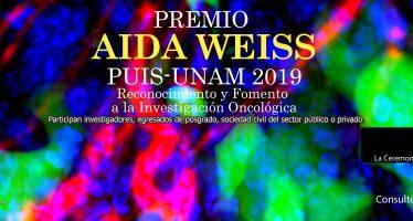 PREMIO AIDA WEISS PUIS – UNAM: reconocimiento y fomento a la investigación oncológica