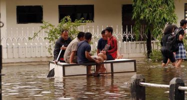 La crisis climática de Yakarta
