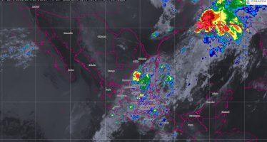 Pronostican tormentas muy fuertes para Michoacán y Estado de México