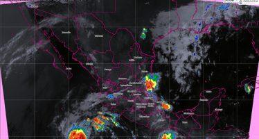 Hoy se pronostican lluvias intensas para Jalisco, Colima y Michoacán