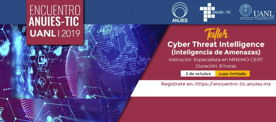 Taller Cyber Threat Intelligence (Inteligencia de Amenzas)