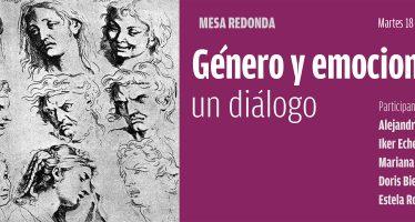 Géneros y emociones: un diálogo