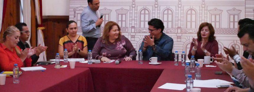 Conversatorio El Nuevo Modelo de Control Constitucional en Materia de Derechos Humanos en el Marco del Trabajo Legislativo