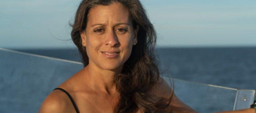Raquel Negrete (investigadora del CICESE): caminante del mundo y buscadora incansable del balance entre cuerpo, mente y ciencia