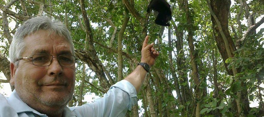 Asesinan a José Luis Álvarez, ambientalista que luchaba por el mono saraguato
