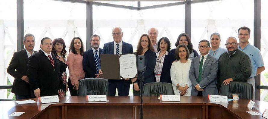 La Licenciatura en Diseño de la Comunicación Gráfica de UAM Azcapotzalco, recibe acreditación internacional por AcreditAcción