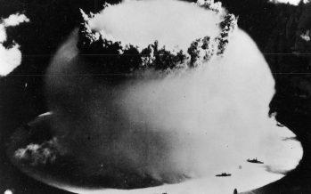 Las bombas nucleares de EE UU aún contaminan varias islas del Pacífico 60 años después