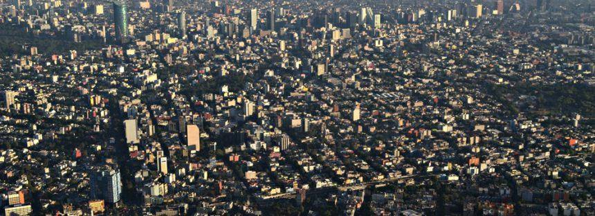 Para 2050, México estará urbanizado en un 80%