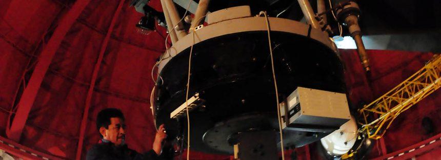 UNAM colabora internacionalmente para desarrollar observatorio de rayos gamma