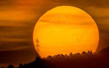 La actividad solar altera las telecomunicaciones