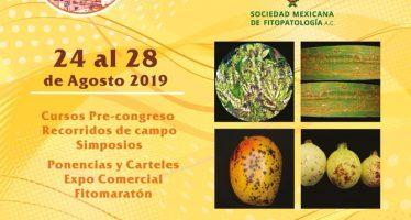 XXI Congreso Internacional y XLVI Congreso Nacional en pro de la salud integral de las plantas