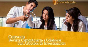 Convocatoria: Recepción de colaboración para publicación en CienciAcierta