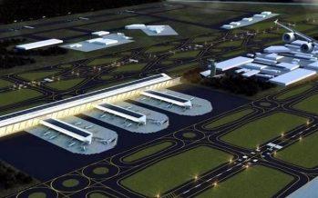 """""""Construcción de un Aeropuerto Mixto Civil/Militar con capacidad internacional en la Base Aérea Militar N°1, su conexión con el Aeropuerto Internacional de la Ciudad de México y Reubicación de Instalaciones Militares"""""""