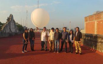 Científicos mexicanos del INAOE, construirán un telescopio y cámara de campo en la Estación Espacial China