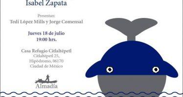 Libro: Una ballena es un país de Isabel Zapata