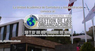 1er. Congreso internacional sobre gestión de las organizaciones