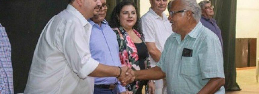Pescadores y acuacultores de El Rosario y Escuinapa en Sinaloa, reciben apoyos por 12.6 MDP por daños de Willa