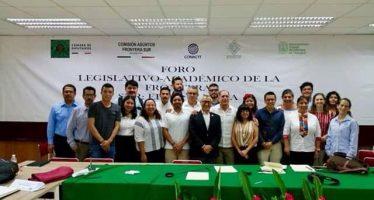 """Foro """"Legislativo Académico de la Frontera Sur: El Tren Maya Tabasco"""", de Ecosur en Villahermosa"""