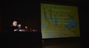 """La conquista del Cem Anáhuac, fue posible por la alianza de Cortés e indígenas de Veracruz, y se explica en el """"Códice Misantla"""""""