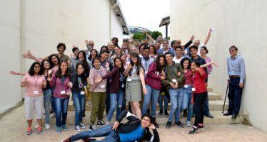 Participan 21 estudiantes en el 19º Taller de Ciencia para Jóvenes