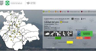 En el Valle de México no se podido respirar aire limpio en todo 2019: Observatorio Ciudadano de Calidad del Aire