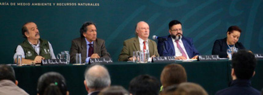 Especial atención por parte del gobierno a los problemas ambientales en México