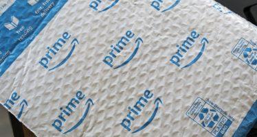 Amazon bajo fuego por nuevos envases que no pueden ser reciclados