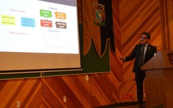 Centro de Ciencias Matemáticas presenta informe de actividades