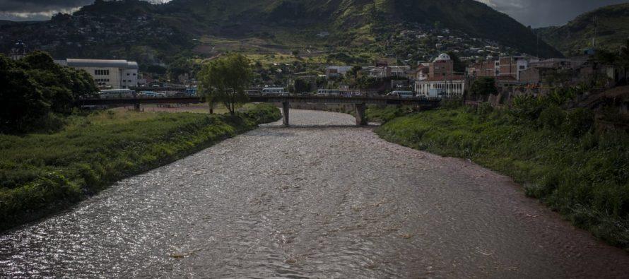 ¿Por qué una comunidad hondureña pronto estará bajo el agua?