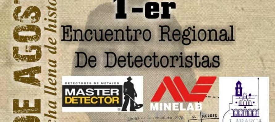 Primer encuentro regional de detectores