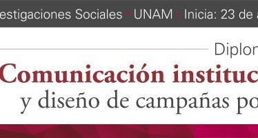 Diplomado en Comunicación institucional y diseño da campañas políticas