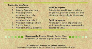Introducción a la Bioinformática I
