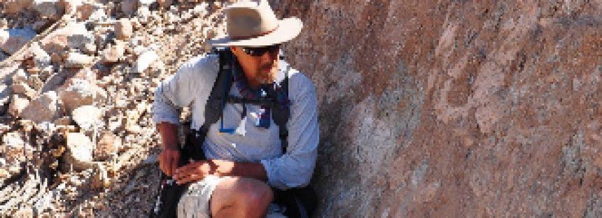 La Geological Society of America reconoce al geólogo John Fletcher del CICESE, por artículo del sismo El Mayor-Cucapah