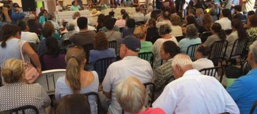 Analizan expertos y ciudadanos, la viabilidad de la presa El Zapotillo, de Jalisco