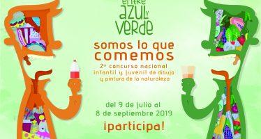 """2° Concurso Nacional Infantil y Juvenil de Dibujo y Pintura de la Naturaleza """"Entre Azul y Verde"""""""