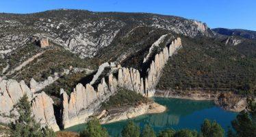 La Muralla China de Finestres, la joya natural y casi desconocida de Aragón