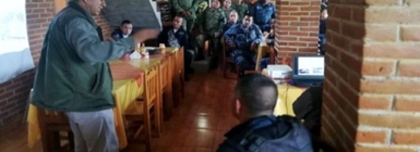 Capacitan a integrantes de un grupo de coordinación interinstitucional de materia forestal en Hidalgo