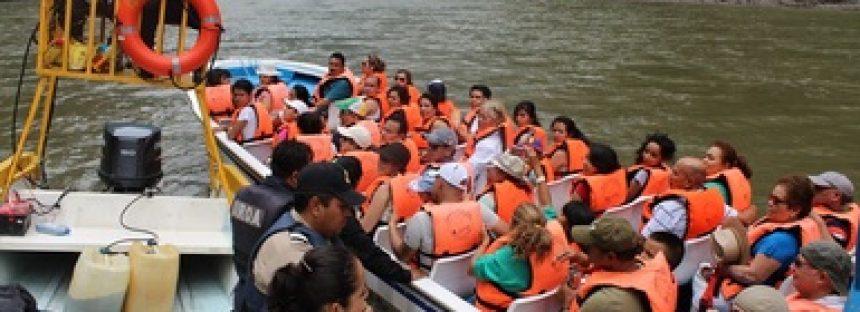 México es uno de los siete países más visitados del mundo