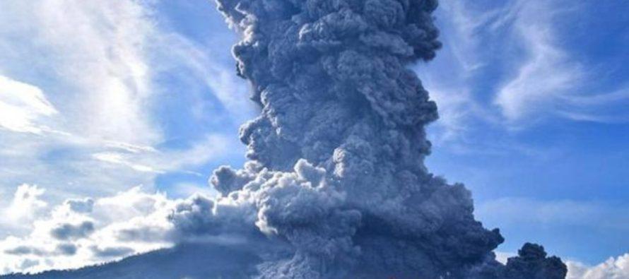 Detectan la potente erupción volcánica que amenazó al mundo antiguo