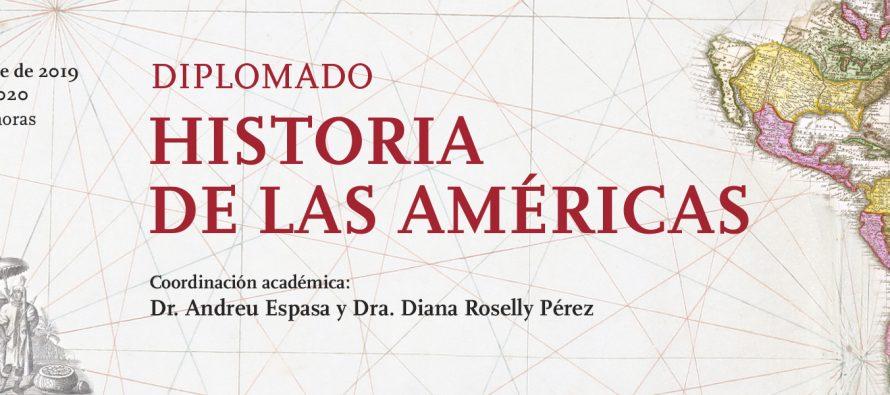 Diplomado Historia de las Américas