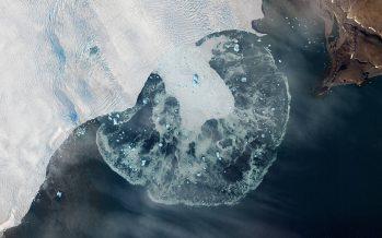 El mapa del Ártico tendrá cinco nuevas islas 'nacidas' del calentamiento global