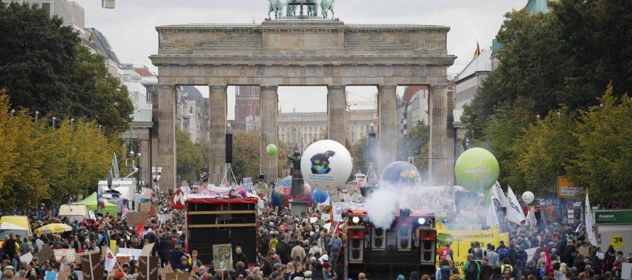 Alemania aprueba un ambicioso plan para luchar contra el cambio climático tras una negociación maratoniana