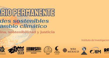 Seminario permanente Ciudades sostenibles ante cambio climático