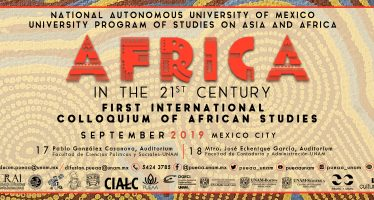 Africa in the 21st Century. First International Colloquium of African studies