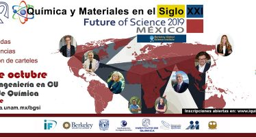 Química y Materiales en el Siglo XXI Future of Science 2019 México