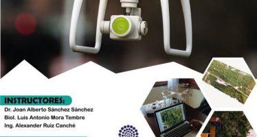 Curso: Uso y manejo de drones: fotogrametría y filmación aplicado a los sistemas de información geográfica