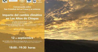 Impacto del cambio climático en Los Altos de Chiapas